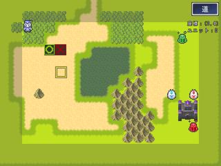 【ウディタ講座】SRPGをつくろう! マップに余白を作りその内側をゲーム範囲として扱う